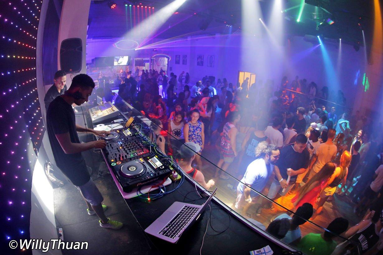 7 Best Night Clubs in Phuket