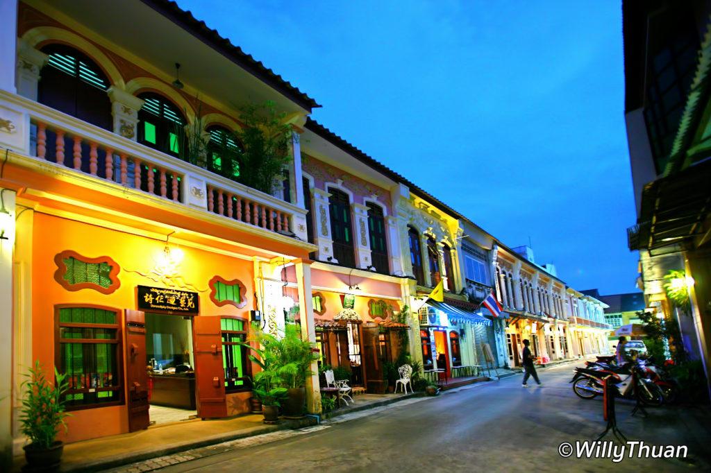 Soi Romanee on Thalang Road