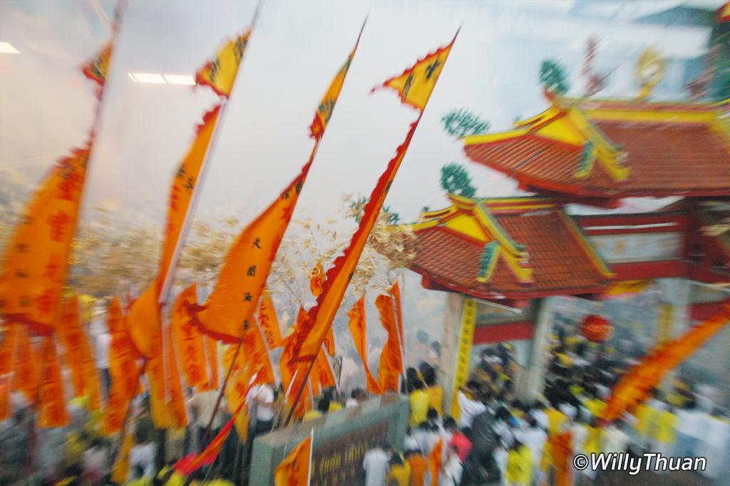 Vegetarian Festival at Jui Tui Shrine