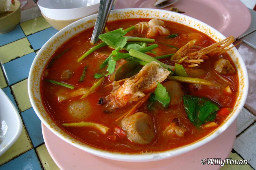 Tom Yum Goong in Phuket
