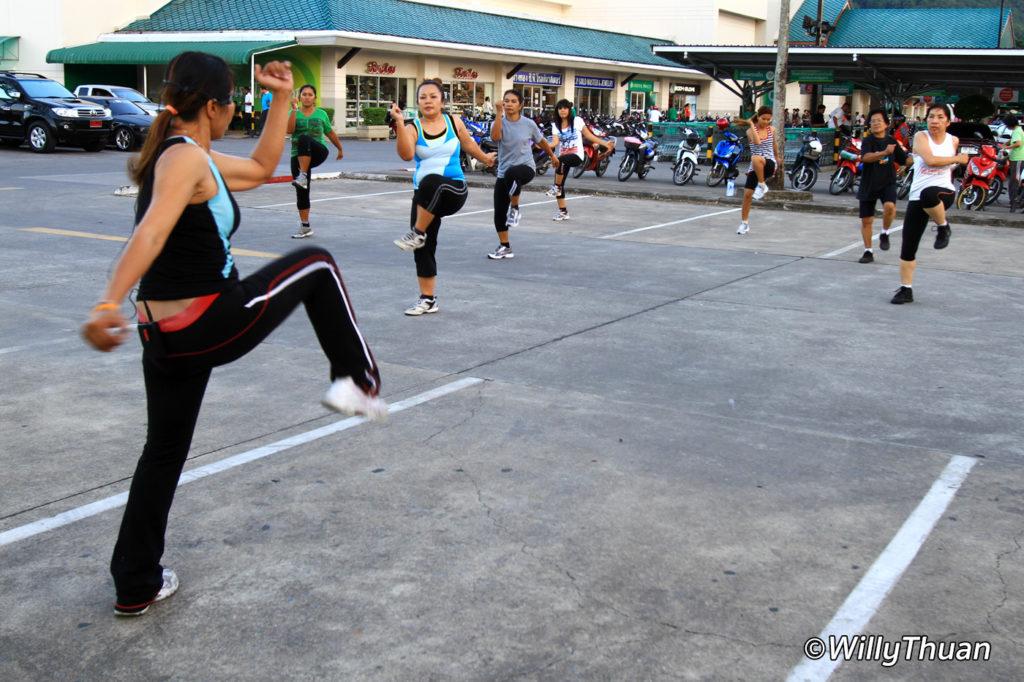 Free Fitness in Phuket
