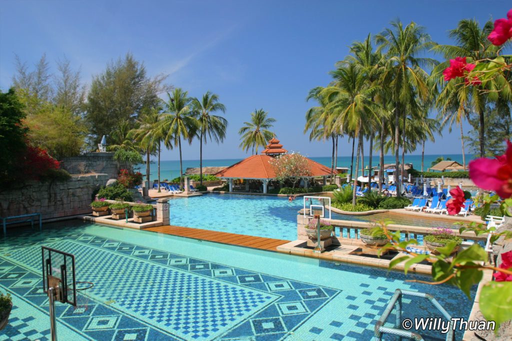 Luxury Resorts on Bangtao Beach