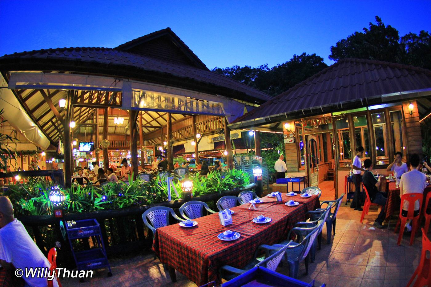 Pak Nam Seafood Restaurant Phuket