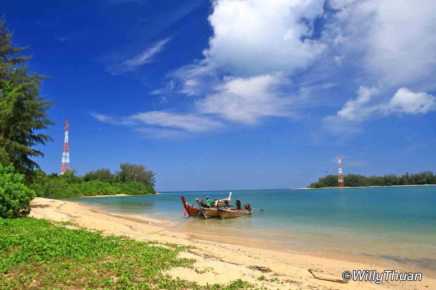 Haad Pak Phra Beach
