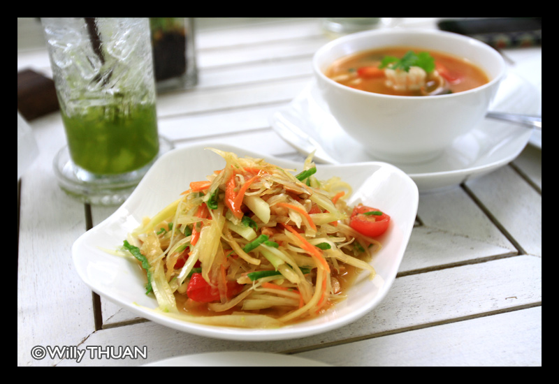 Som Tam in Phuket – Thailand's most loved dish