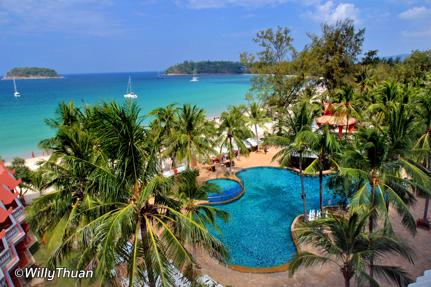 Best Beach Resort In Thailand In December