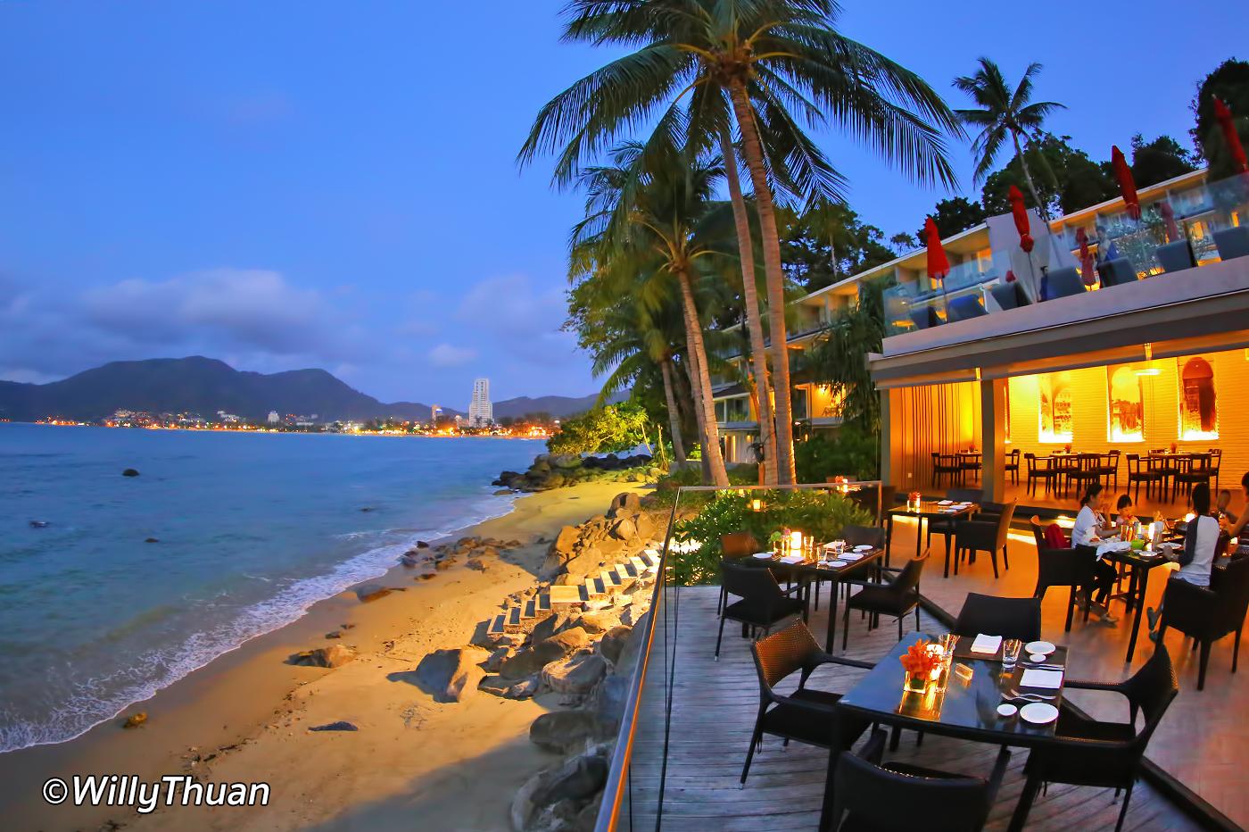 10 Great Romantic Restaurants in Phuket