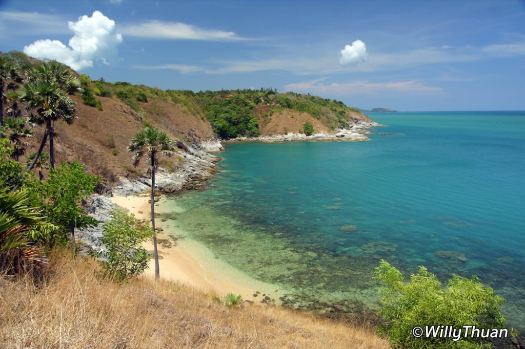Promthep cape in South Phuket