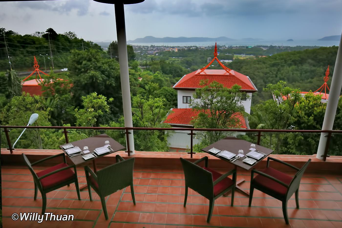 Wok Pagoda Restaurant Phuket