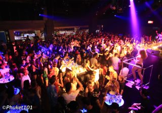 Seduction Phuket Nightclub