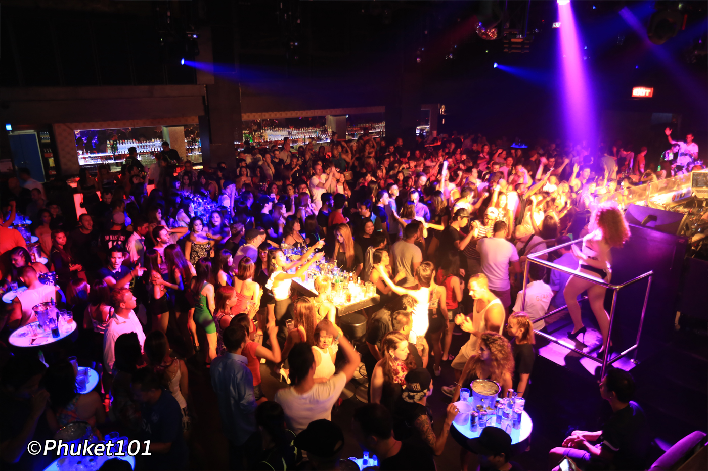 Seduction Phuket Nightclub – Patong Beach