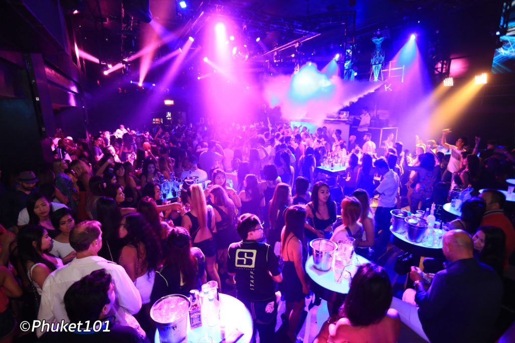 Seduction Club Phuket