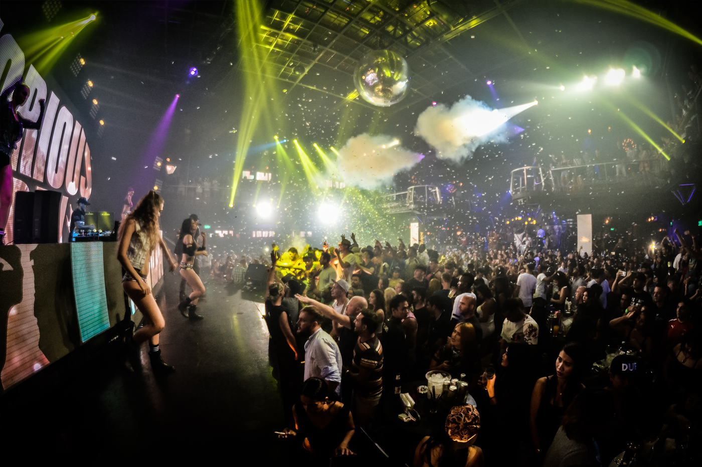 Illuzion Phuket Nightclub in Patong Beach