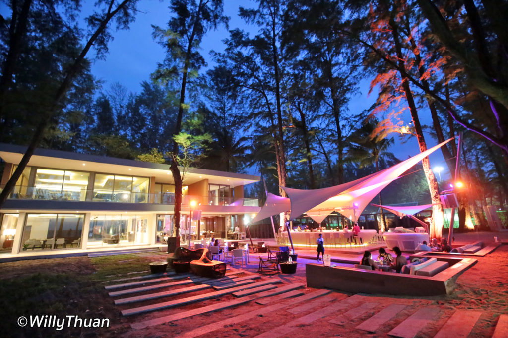HQ Beach Lounge Phuket