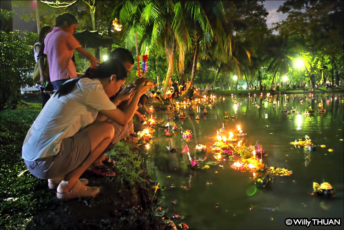Loy Krathong in Phuket –  November 14, 2016