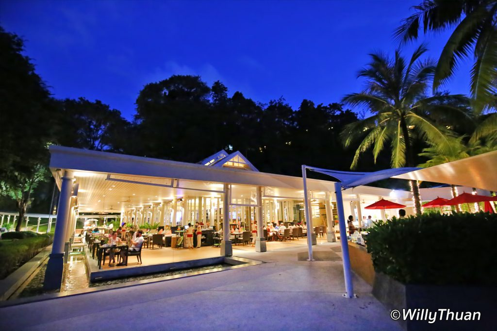 Rim Talay Restaurant at Amari Resort Phuket