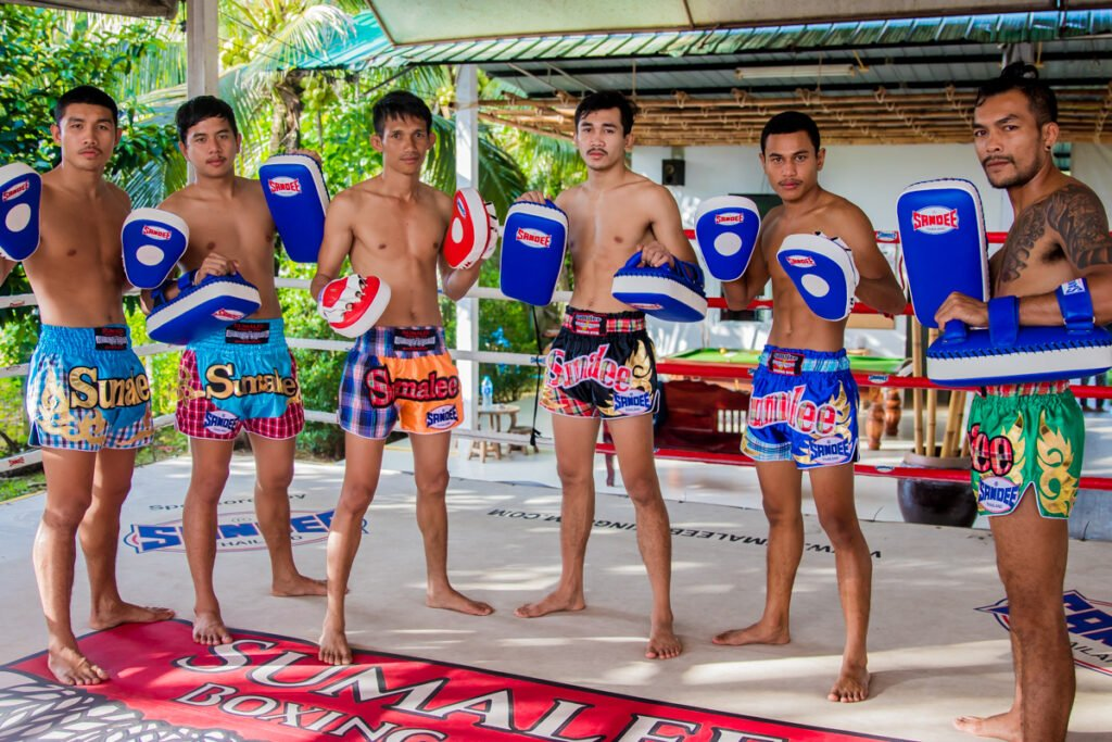 Muay Thai Training in Phuket