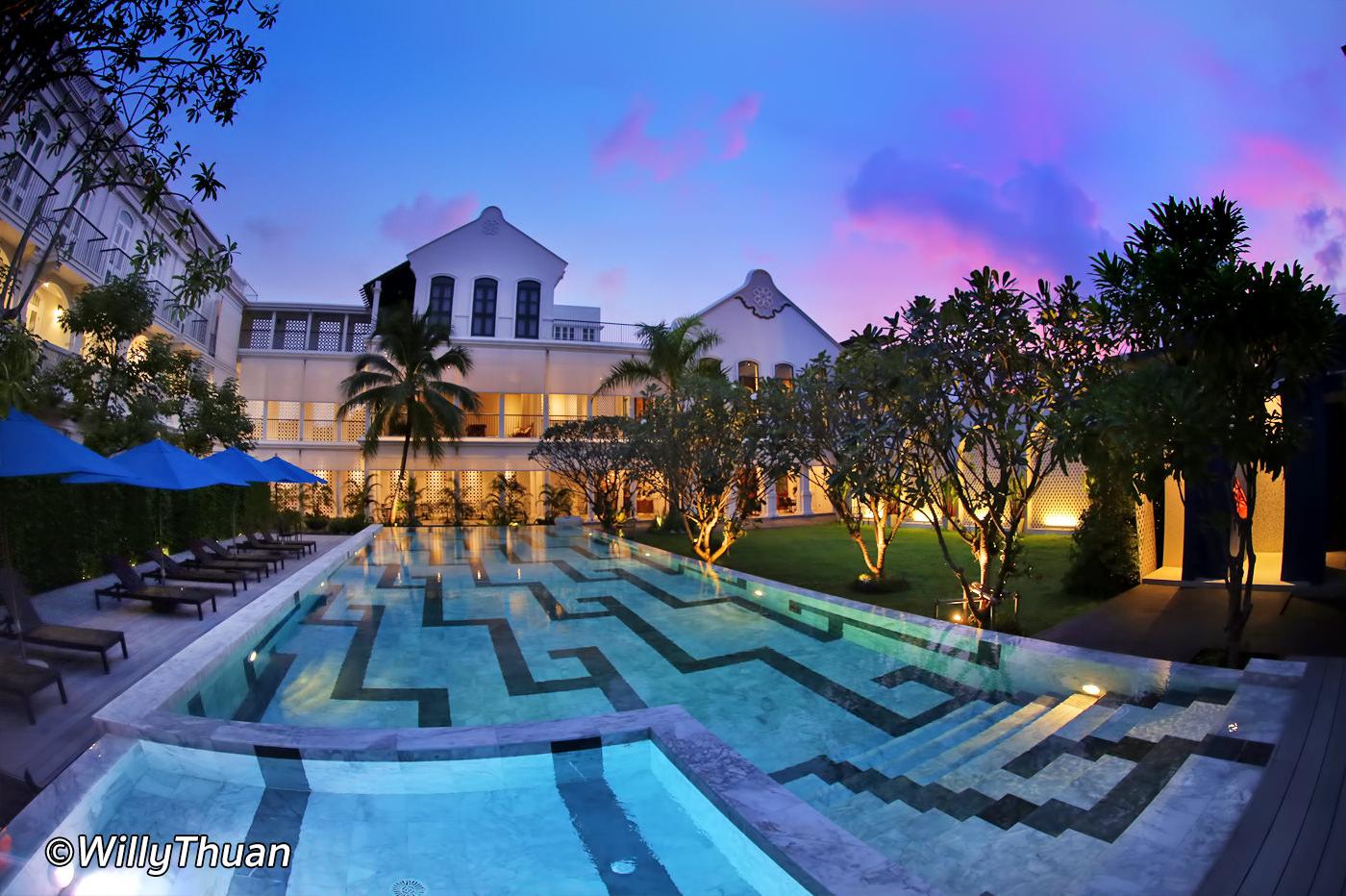 Little nyonya hotel in phuket town phuket 101 for Little hotels
