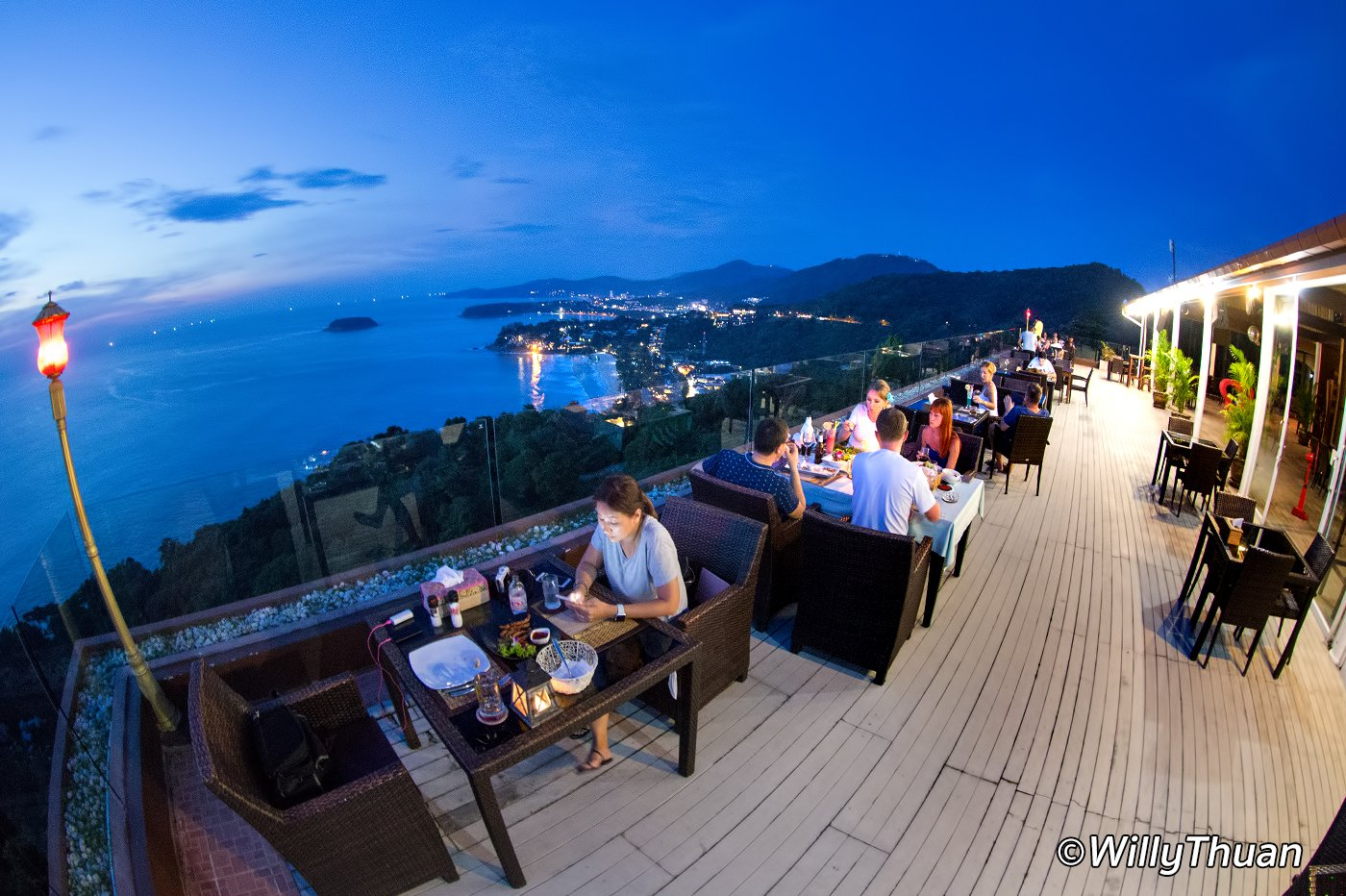Heaven Rooftop Restaurant