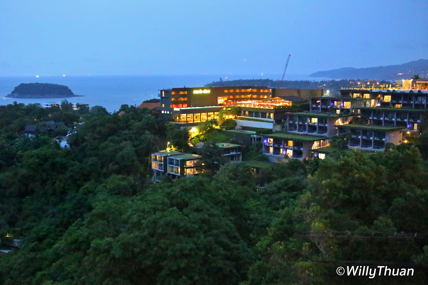Nook Dee Hotel in Kata Noi Beach