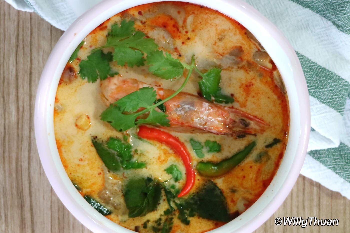 Tom Yum Goong Recipe