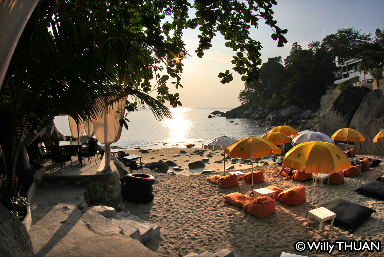 Iguana Beach Club – A Hidden Beach Club near Kamala