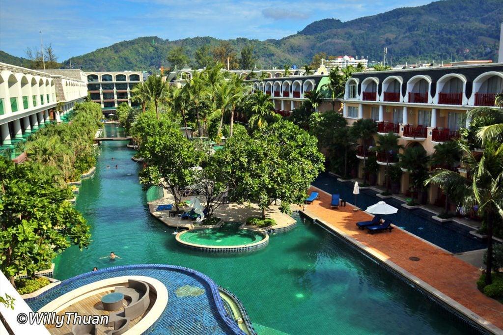 Phuket Graceland Resort And Spa In Patong Beach
