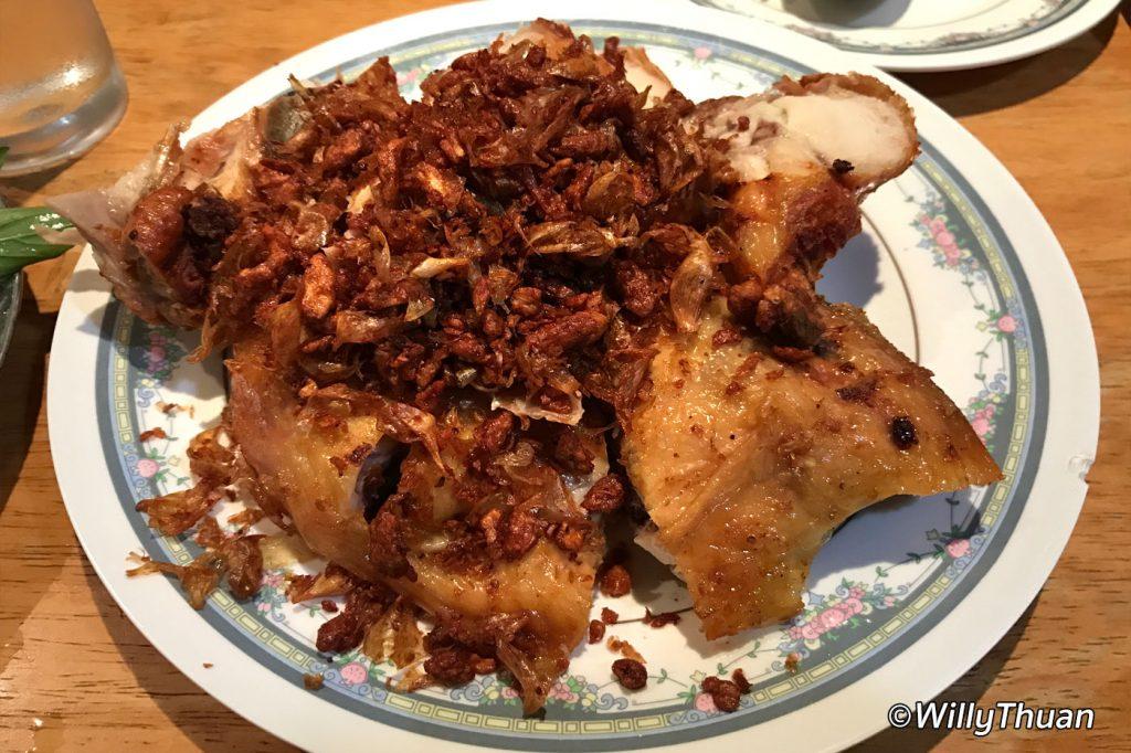 Grilled Chicken in Phuket