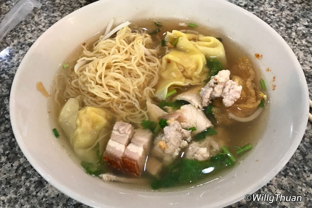 Noodle Soup in Phuket