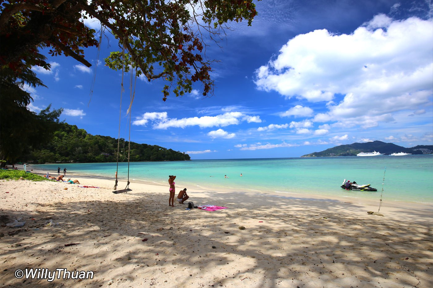 Tri Trang Beach (Emerald Beach or Crystal Beach)