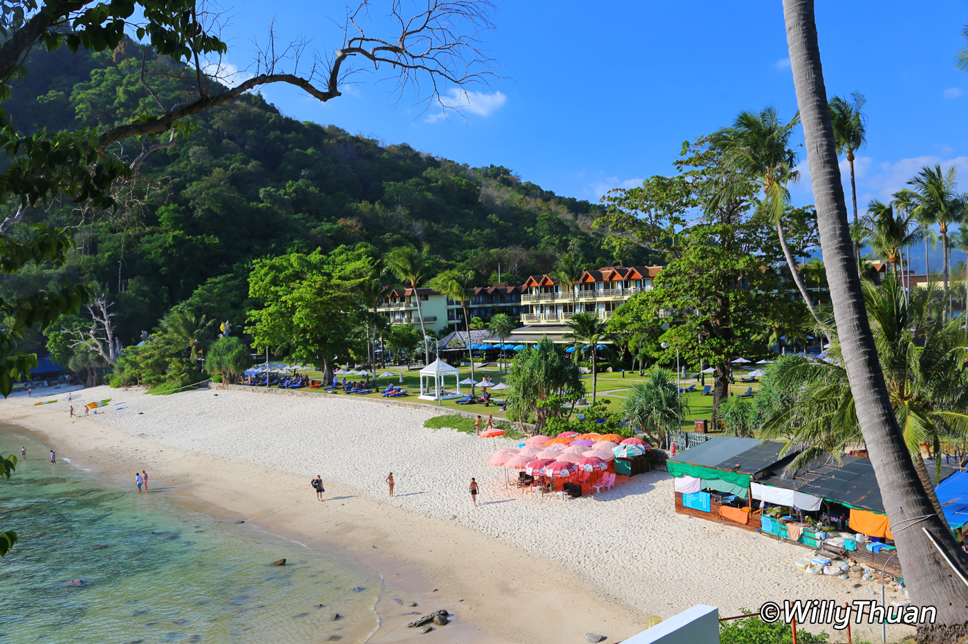 phuket beach resort Karon is one of the most famous areas in phuket, known as a family-friendly town and beach kanita resort & camping is for nature lovers that likes tranquility and.