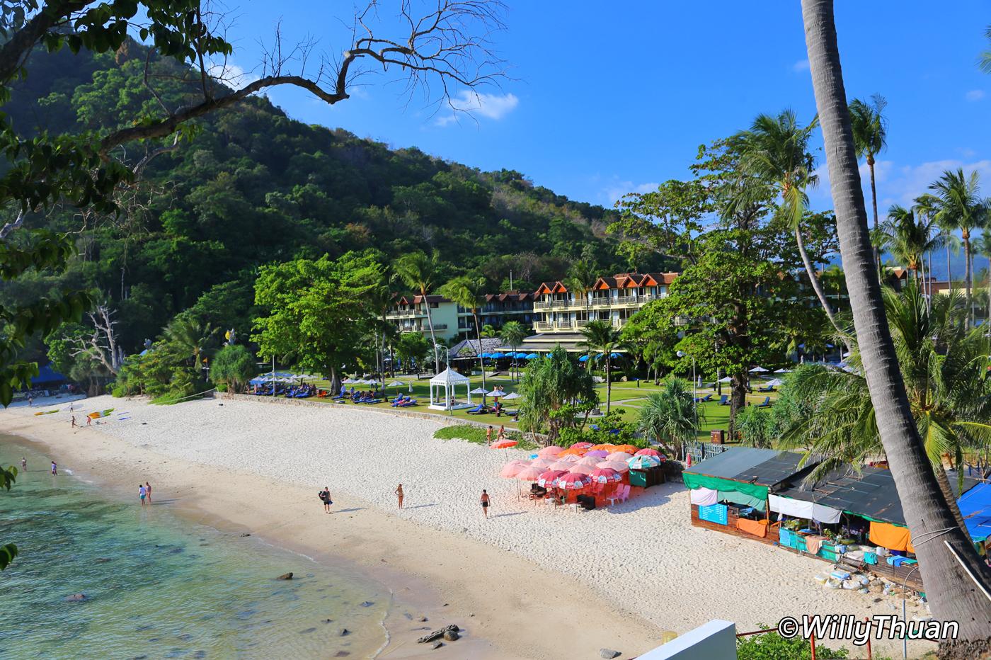 Merlin Beach Phuket – A great snorkeling beach near Patong
