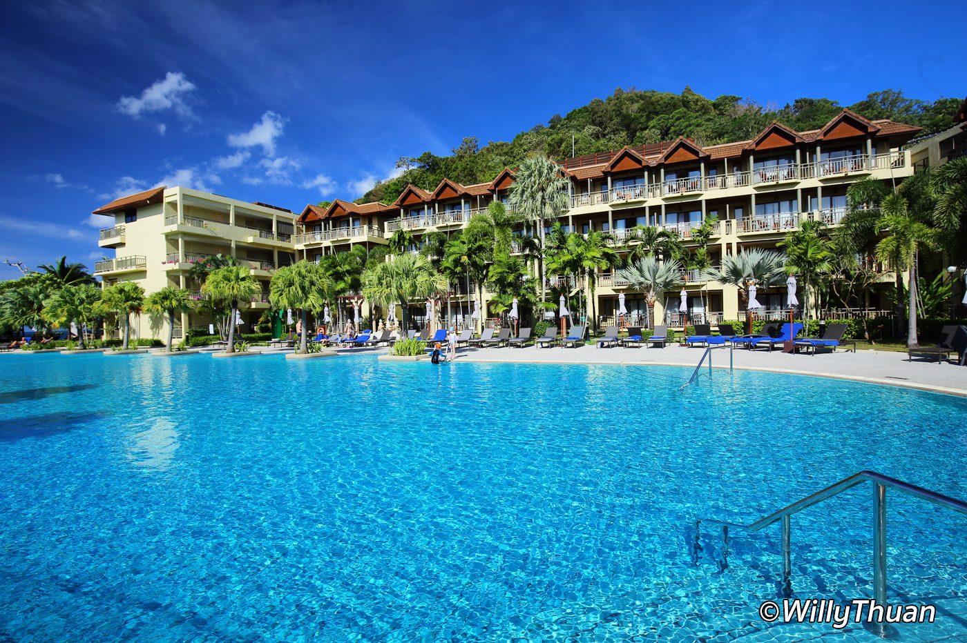 Phuket Marriott Resort Merlin Beach