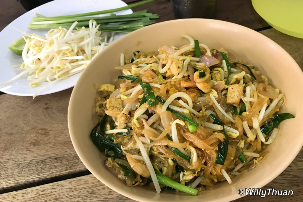 The Pad Thai Shop in Karon Beach