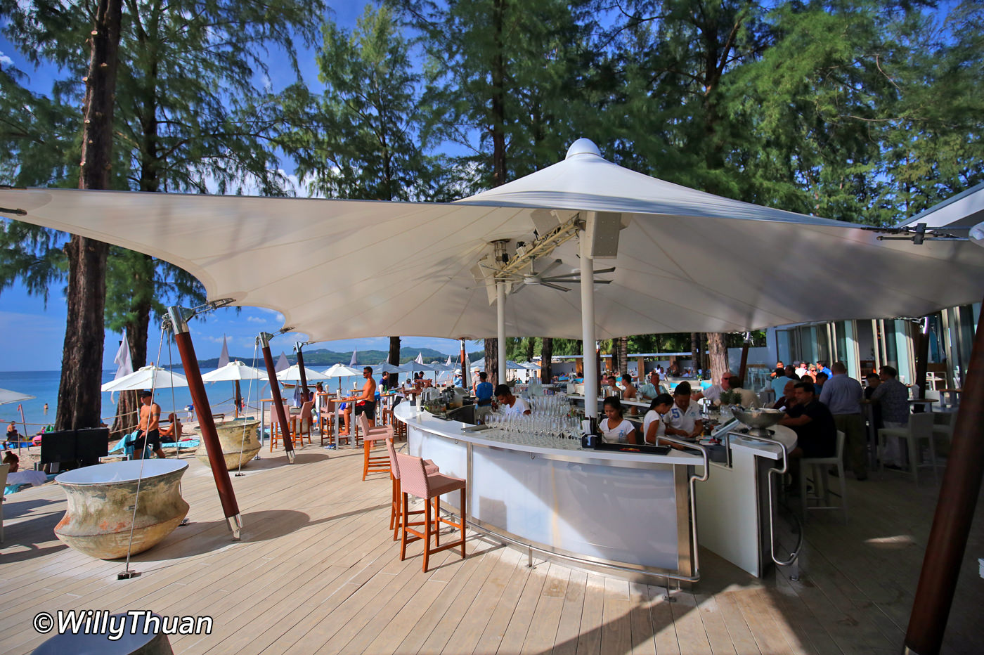 Catch Beach Club is Back on Bangtao Beach