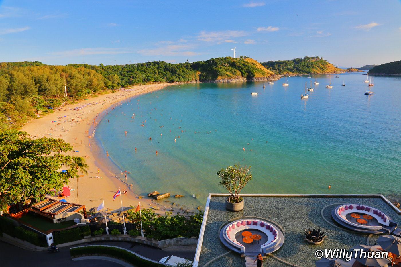 Nai Harn Beach Restaurants
