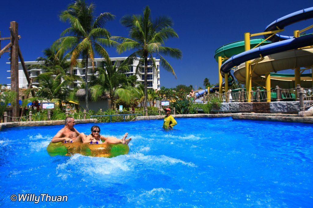 Splash Beach Resort on Mai Khao