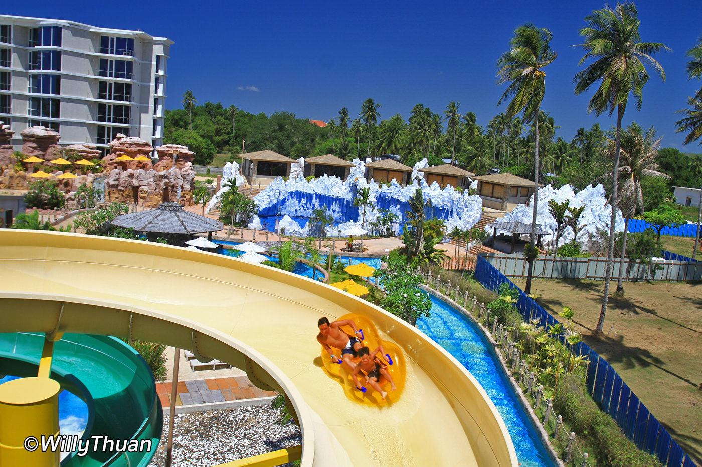 Splash Jungle Water Park