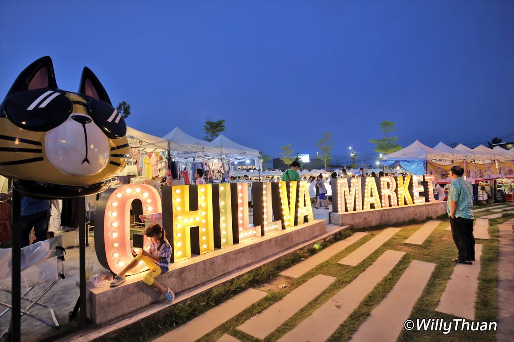 Chillva Market in Phuket Town