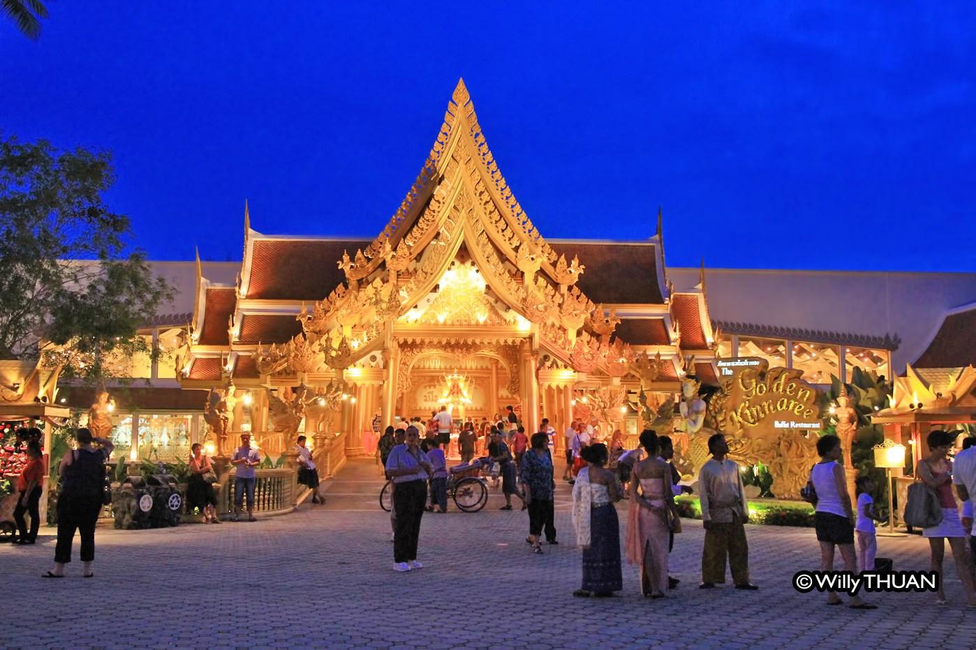 Phuket Fantasea Show in Kamala Beach - Phuket 101