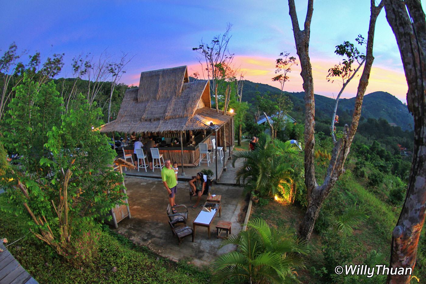 Wassa Homemade Bar Phuket Patong Viewpoint