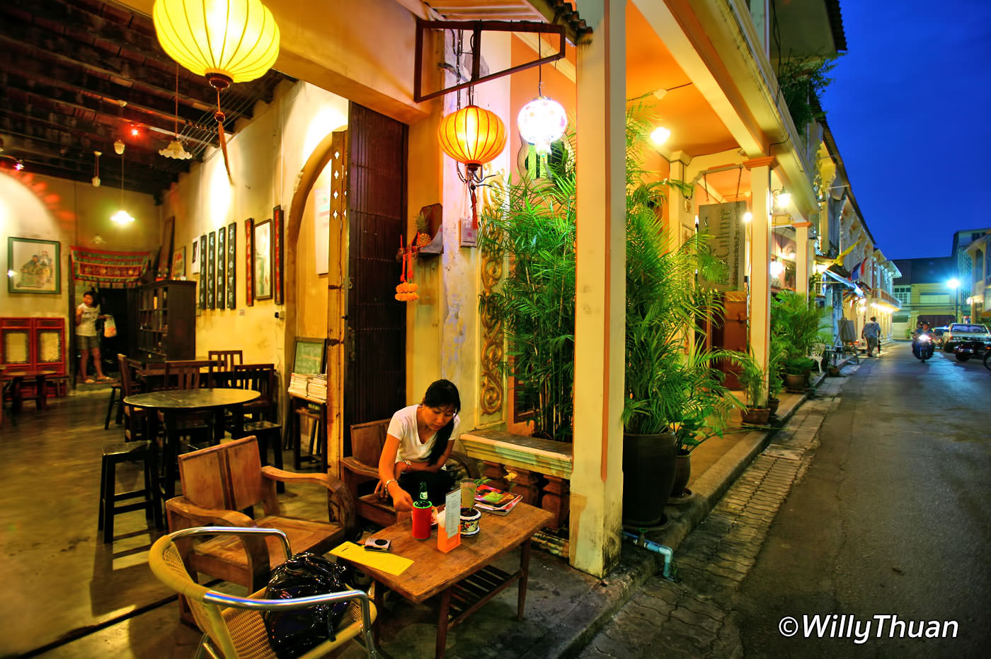 Phuket Town - A Walking Guide to Old Phuket Streets ...