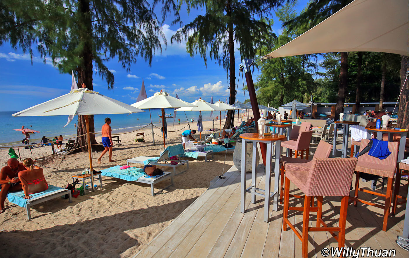 Bangtao Beach Club