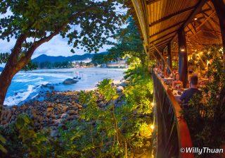On The Rock Restaurant Phuket