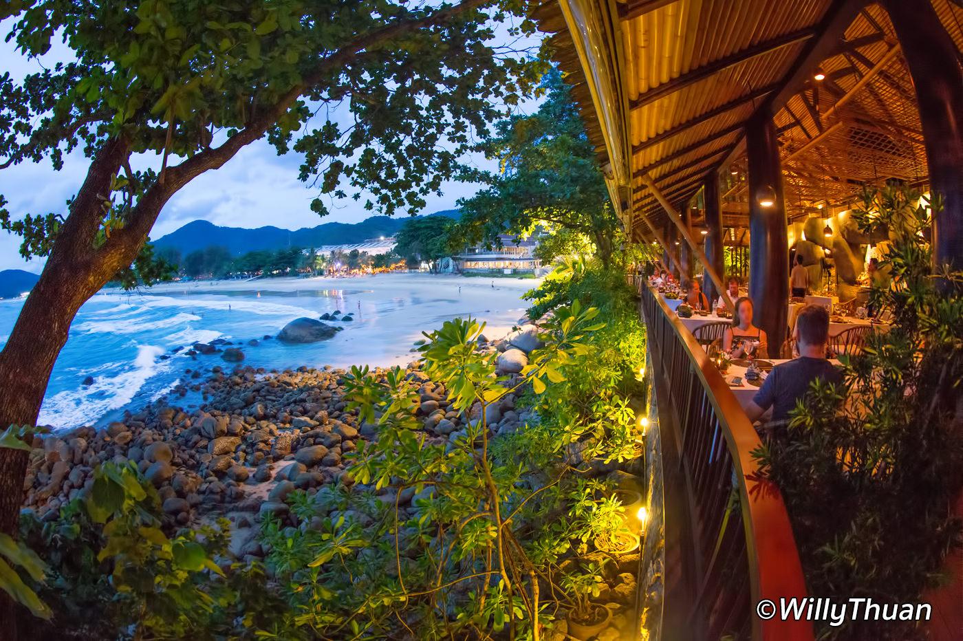 On The Rock Restaurant Phuket – Thai Food in Karon Beach
