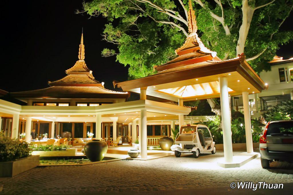 Trisara Phuket Lobby