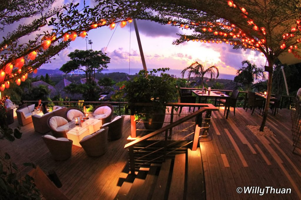 360 rooftop bar at Phuket Pavilions