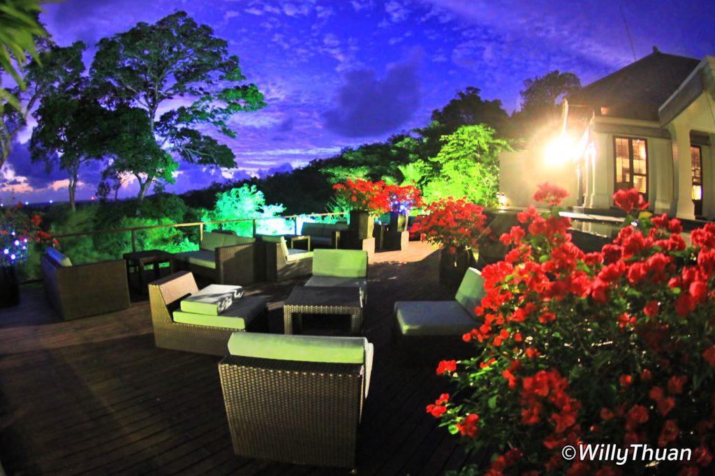 Restaurant at Phuket Pavilions