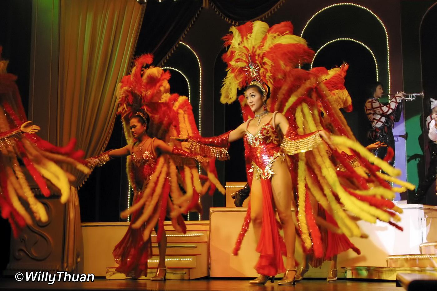 Phuket Simon Cabaret Ladyboy Show