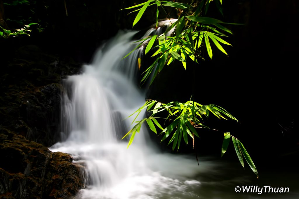 Bang Pae Waterfall Phuket
